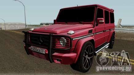 Mercedes-Benz G55 AMG High Quality для GTA San Andreas