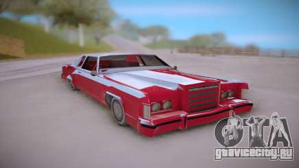 Lincoln Continental Town Coupe 1979 Tunable LQ для GTA San Andreas