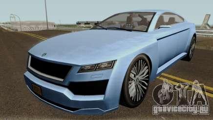 Ubermacht Revolter v.2 GTA V IVF для GTA San Andreas