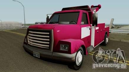 Tow Truck для GTA San Andreas