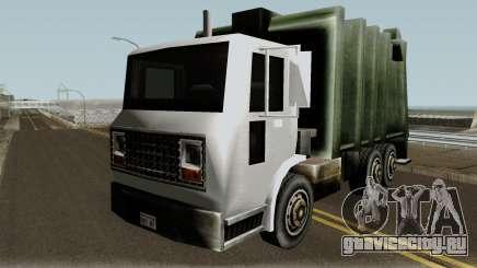New Trashmaster IVF для GTA San Andreas