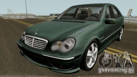 Mercedes-Benz C-Klasse W203 C32 (US-Spec) для GTA San Andreas