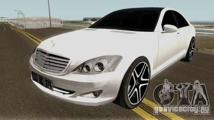Mercedes Benz S420 Limousine Turkish для GTA San Andreas