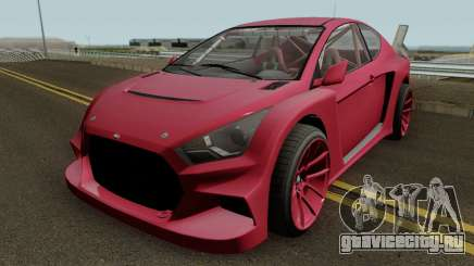 Vapid Flash GT GTA V IVF для GTA San Andreas