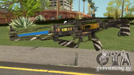 Call of Duty Advanced Warfare: AE4 Widowmaker для GTA San Andreas
