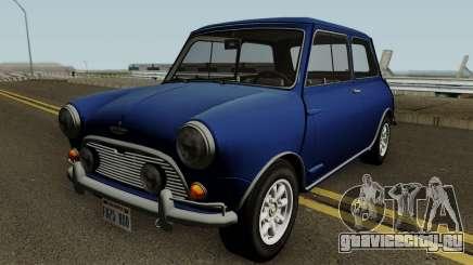 Austin Mini Cooper S Style Mr Bean v1.0 1965 для GTA San Andreas