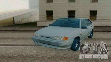 ВАЗ 2114 Без Бампера для GTA San Andreas