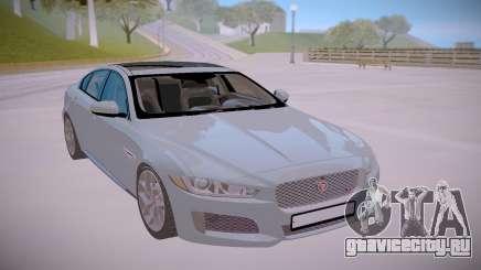 Jaguar XE-S для GTA San Andreas