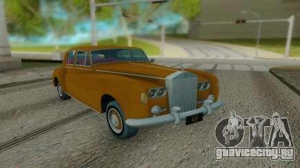 Rolls Royce Silver Cloud III VIP для GTA San Andreas
