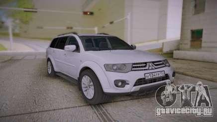 Mitsubishi Pajero Sport White для GTA San Andreas