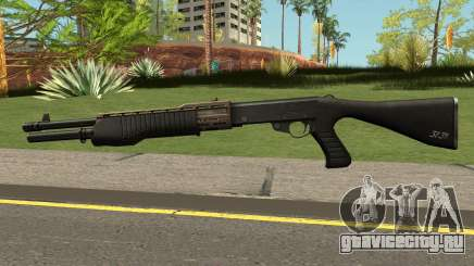 COD: MW2 SPAS-12 для GTA San Andreas