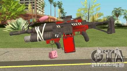 Harley Gun для GTA San Andreas