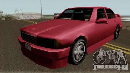 New Vincent для GTA San Andreas
