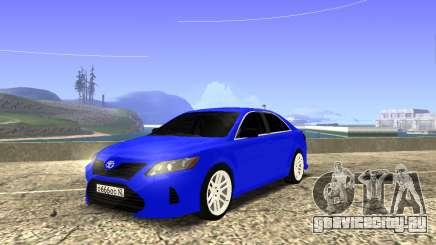 Toyota Camry Sedan для GTA San Andreas