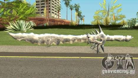 Sub-Zero Sword для GTA San Andreas