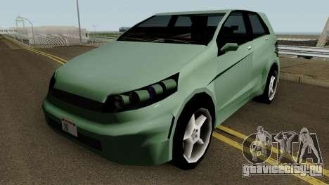 Honda Brio (SA Style) для GTA San Andreas