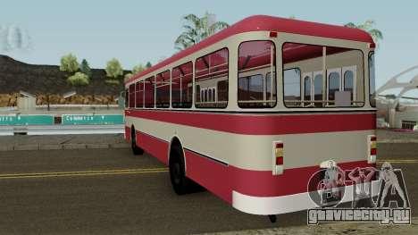 ЛИАЗ-677М для GTA San Andreas