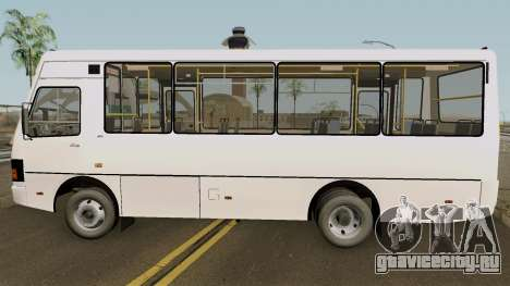 БАЗ А079.32 Подснежник для GTA San Andreas