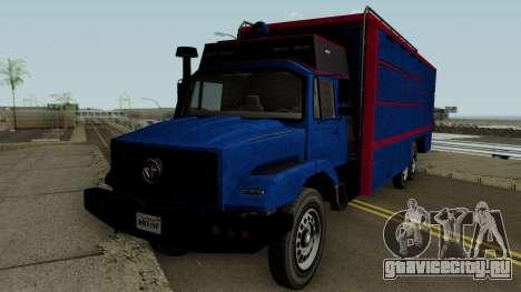 Benefactor Terrorbyte GTA V для GTA San Andreas