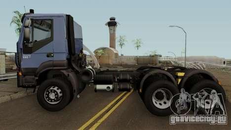 Iveco Trakker Cab Day 6x4 для GTA San Andreas