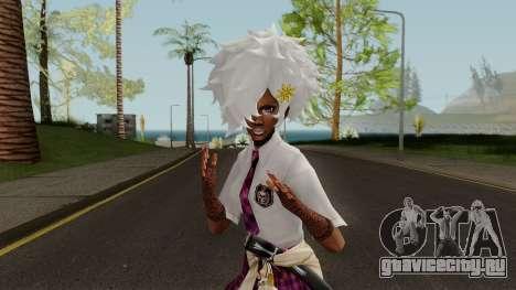 No More Heroes Shinobu для GTA San Andreas