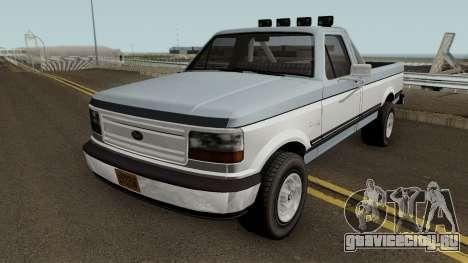 Vapid E-109 Single Cab Contender Retro для GTA San Andreas