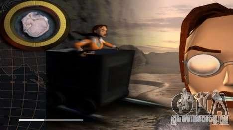 Loading Screens Of The Classics Tomb Raider для GTA San Andreas