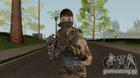 Call of Duty Black Ops 3 : Seraph Specialist для GTA San Andreas