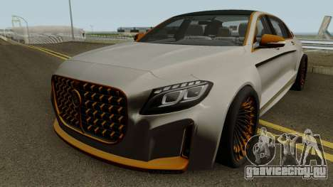 Maybach Scaldarsi Motors для GTA San Andreas