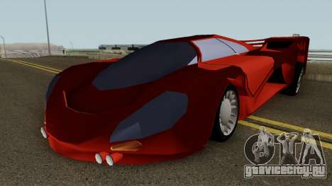 FZR2000 NFS2SE для GTA San Andreas