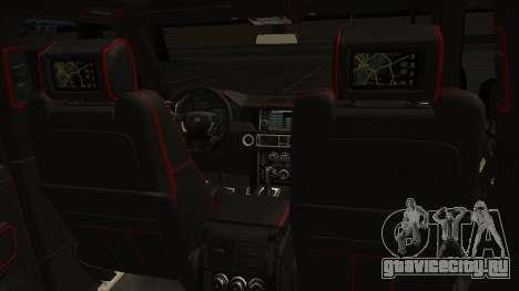 Range Rover Vogue для GTA San Andreas