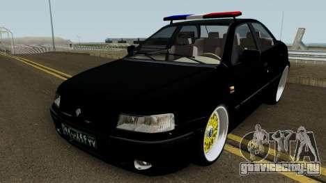 IKCO Samand Police LX для GTA San Andreas