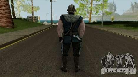 Kold War Sub-Zero MKXM для GTA San Andreas третий скриншот