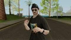 Skin Random 101 (Outfit Random) для GTA San Andreas