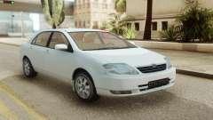 Toyota Corolla Sedan 2001 для GTA San Andreas