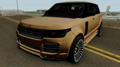 Range Rover Mansory Autobiography LWB