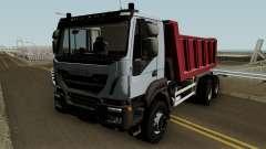 Iveco Trakker Dumper 6x4 для GTA San Andreas