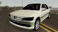 Peugeot 306 MQ для GTA San Andreas