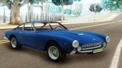 Ferrari 250 GT Berlinetta Lusso 1963 Coupe для GTA San Andreas