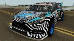 Ford Focus RS RX 2016 для GTA San Andreas