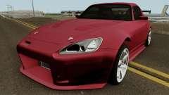 Honda S2000 AP1 Js Racing для GTA San Andreas