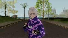 Luna Casual Style для GTA San Andreas