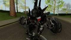 Transformers ROTF Sideways для GTA San Andreas