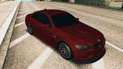 BMW M3 E92 Coupe для GTA San Andreas