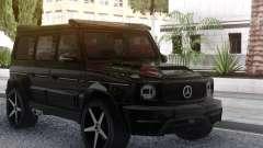 Mercedes-Benz G65 ONYX