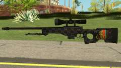Sniper Rifle Gucci