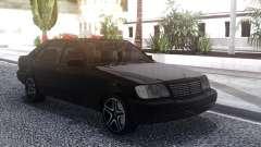 Mercedes-Benz S600 Sedan для GTA San Andreas