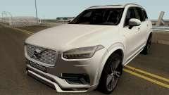 Volvo XC90 2018 для GTA San Andreas