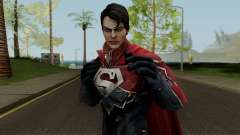 Superman from DC Unchained v1 для GTA San Andreas