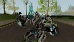 Transformers TLK Mohawk для GTA San Andreas